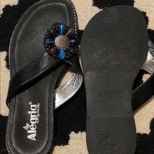 Algeria Sandals. With beautiful stones.